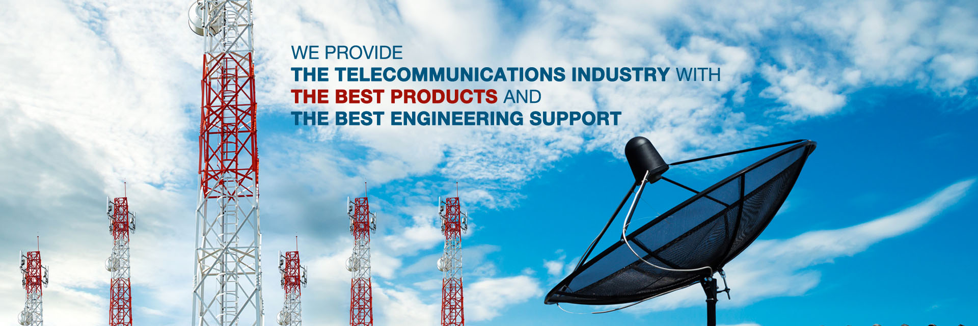 Communications Supply Group 85